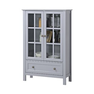 Three Posts Valerie Tall Accent cabinet