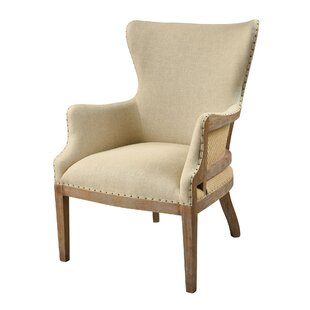 Order Helaman Wingback Chair by Gracie Oaks Reviews (2019) & Buyer's Guide