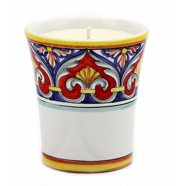 Purchase Contempo Todi Natale Blue Spruce Scented Jar Candle By Fleur De Lis Living Today
