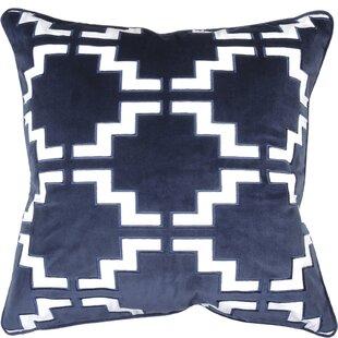 Pavillion Velvet Throw Pillow