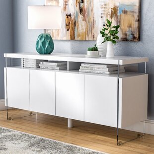 Kieth 4 Door Credenza by O..