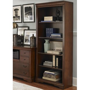 Alden Standard Bookcase by Fleur De Lis Living Modern