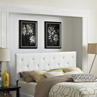 Charlize Upholstered Panel Headboard by Andover Mills