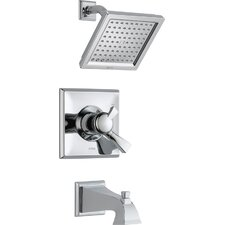 dryden diverter tub and shower faucet with lever handle - Shower Faucets