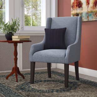 Darby Home Co Tinley Linen Sloped Armchair
