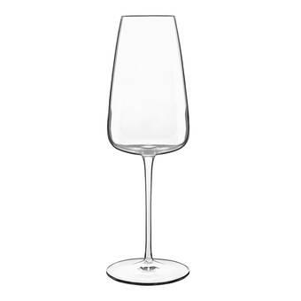 Luigi Bormioli Intenso 550 19 Oz Glass Stemmed Wine Glass Reviews Wayfair