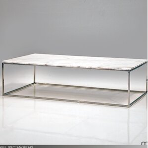 Josselyn Rectangular Coffee Table by Orren Ellis