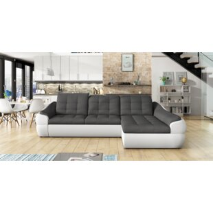 Affordable Price Melida Mini Sleeper Sectional by Latitude Run Reviews (2019) & Buyer's Guide