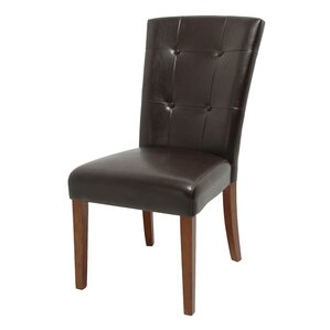 Valholl Parsons Chair (Set of 2) by Red Barrel Studio