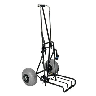 Freeport Park Acel Ultimate Folding Beach Cart