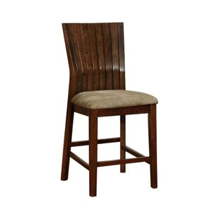 Mazucci Modern Solid Wood Dining Chair (Set of 2) by Loon Peak
