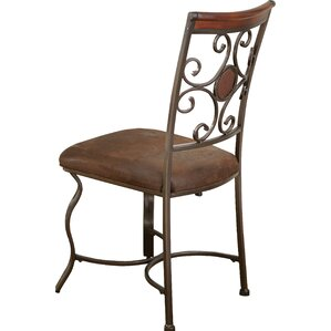Dasia Side Chair (Set of 2) by World Menagerie