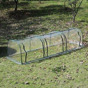 Juno Ridge 11.5 Ft W X 3.5 Ft D Mini Greenhouse Image