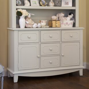 Million Dollar Baby Classic Sullivan Wide 5 Drawer Combo Dresser