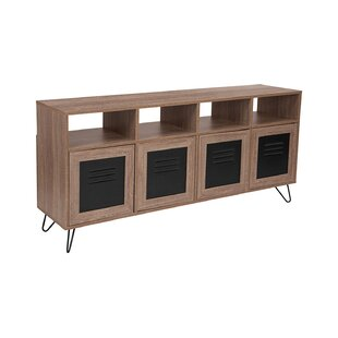 Efigenia 4 Door Accent Cabinet by Union Rustic