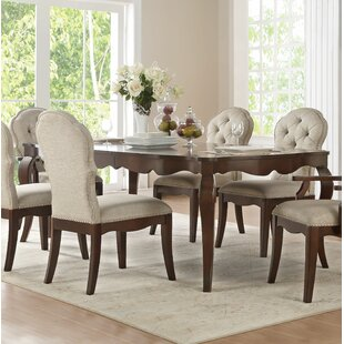 House of Hampton Citium Solid Wood Dining..