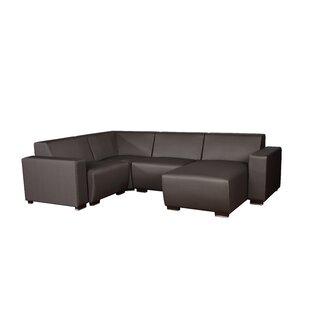 Waldrep Reversible Corner Sofa Bed By Metro Lane