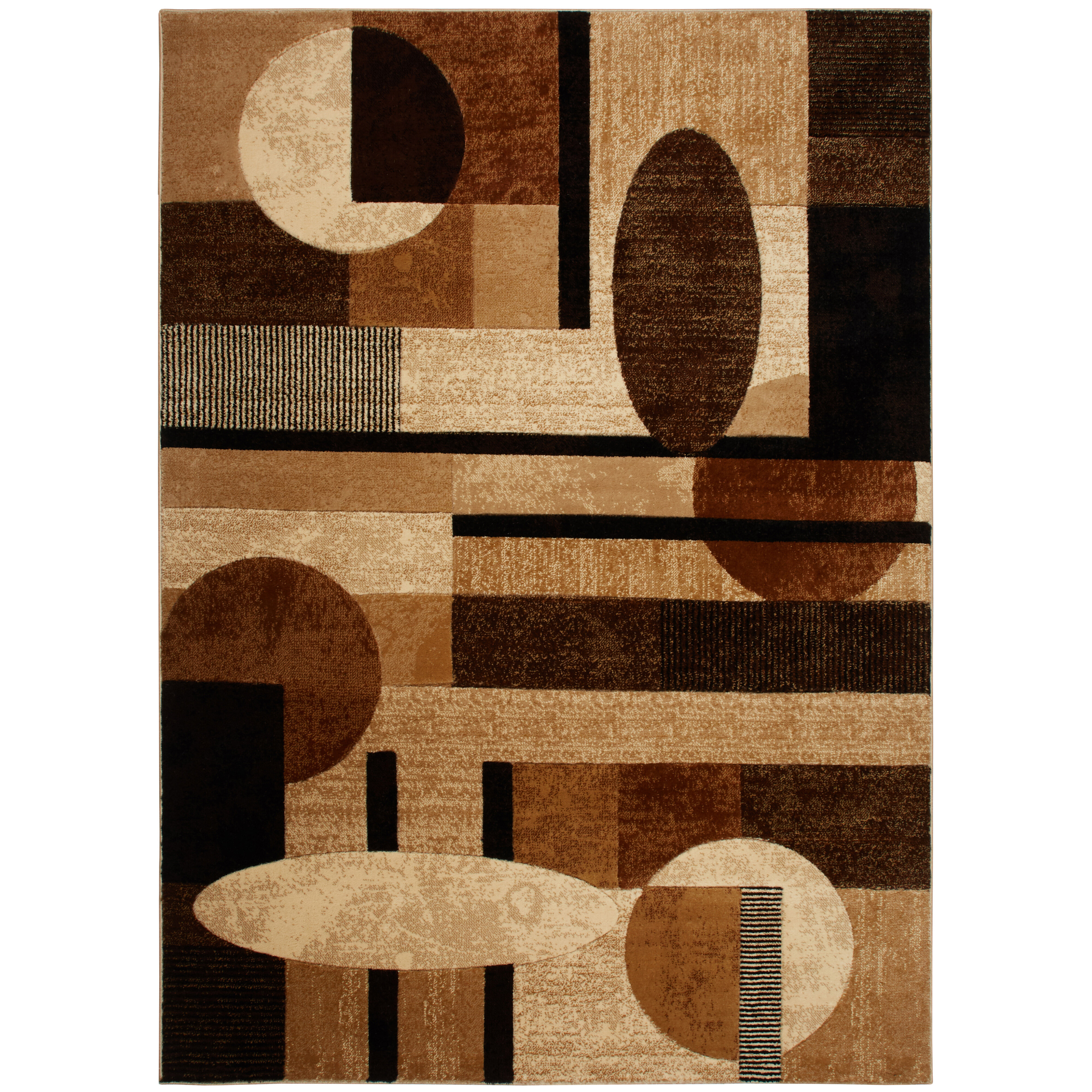 Patterned Area Rugs Simple Decoration