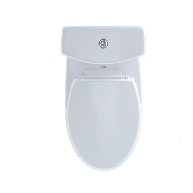 Toto Aquia II Dual Flush Elongated Two-Piece Toilet & Reviews | Wayfair