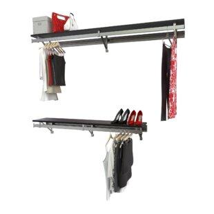 Arrange A Space Choice Heavy Duty Closet System