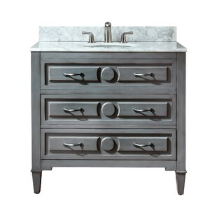 Batts 36 Single Bathroom Vanity Set by Alcott Hill