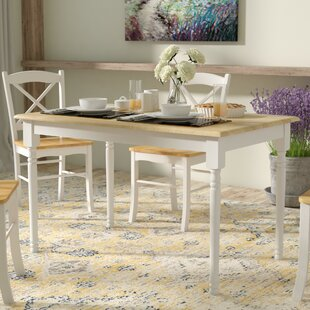 Affordable Price Queanbeyan Rectangular Dining Table By August Grove
