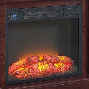 Hazelwood Home Electric Fireplace Insert