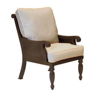 Jakarta Patio Dining Chair with Cushion
