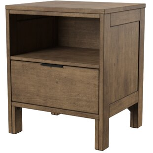 Hosier 1 Drawer Nightstand