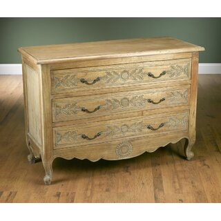 3 Drawer Accent chest by AA Importing