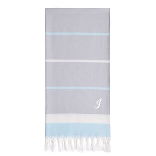 Rische Sea Side Fun Turkish Cotton Beach Towel