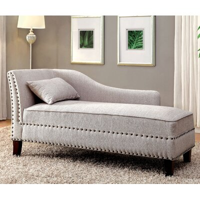One Arm Chaise Lounge Chairs You Ll Love Wayfair
