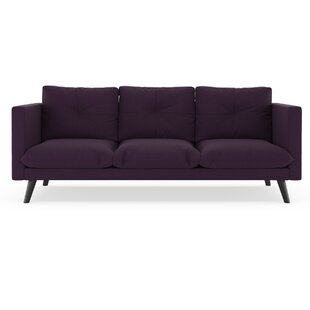 Rockton Cross Weave Sofa by Brayden Studio