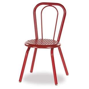 Camino Series Stacking Patio Dining Chair