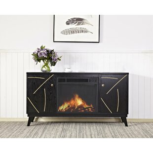 Order Wall TV Stand for TVs up to 65 with Fireplace by Mercer41 Reviews (2019) & Buyer's Guide