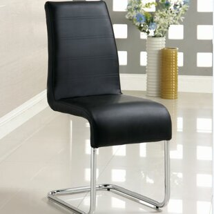 Best Price Upholstered Dining Chair (Set of 2) by Orren Ellis Reviews (2019) & Buyer's Guide