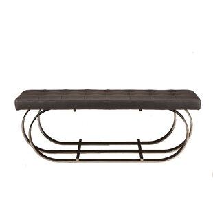 Brayden Studio Fahey Upholstered Bench