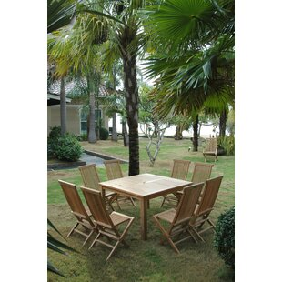 Windsor 7 Piece Teak Dining Set
