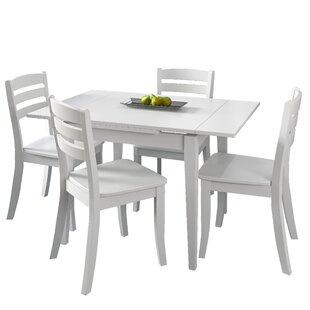 Cream Dining Table Set | Wayfair