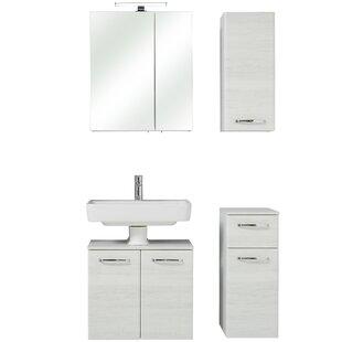 Amora 4 Piece Bathroom Storage Furniture Set By Quickset
