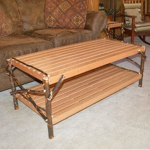 Donte Coffee Table with Tray Top