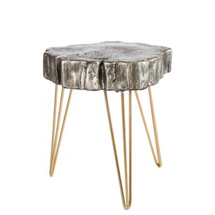 Mercer41 Robitaille Log End Table