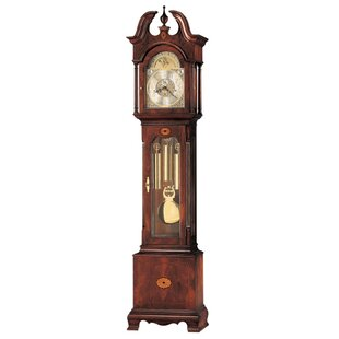 Taylor 87.25 Grandfather Clock by Howard Miller?