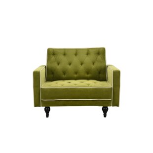 Thomson Tufted Convertible Chair by Mercer41 Comparison
