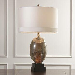 Illuminated Oval 34 Table Lamp
