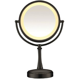 Touch-Control Lighted Mirror Conair