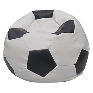 The Soccer Star Kids Bean Bag Chair By Red Barrel Studio