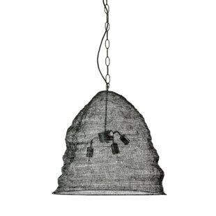 Williston Forge Julio 3-Light Cone Pendant