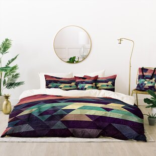 East Urban Home Spires Cryypy Duvet Set