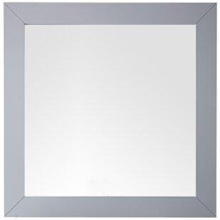 Best Price Linger Vanity Mirror ByRosecliff Heights